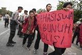 Diduga lakukan kesalahan SOP, 6 anggota polisi terperiksa terkait penembakan mahasiswa