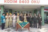 Dandim 0403 OKU tegaskan pecat  prajurit terlibat narkoba