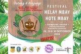 Festival makan Papeda akan digelar di Kampung Akbar, Papua