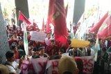 Kader IMM Bandarlampung demo di DPRD