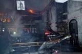 Kebakaran hanguskan  gereja dan pastori GMIM Solagratia Kairagi