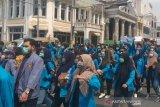Badko HMI Sumut batal unjuk rasa di Mapolda