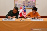 Indonesia-Malaysia kerja sama pertukaran mata uang lokal maksimum Rp28 triliun