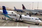 Penerbangan Perdana Manado-Davao Filipina Penuh Penumpang