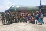 Tim kesehatan gabungan TNI bantu para korban kerusuhan Wamena