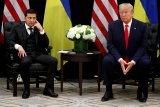 Trump tidak khawatirkan ada isu campur tangan Rusia terhadap pemilu AS