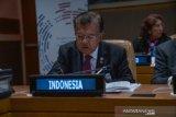 Wapres Jusuf Kalla bantah usulan referendum Papua di PBB