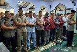 Kapolda pimpin Shalat Gaib di Mapolresta Surakarta