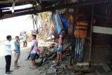 Abrasi rusak 15 rumah di Batang Kapas