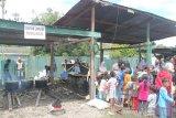 Pemerintah buka dapur umum di Ukumiarek Asso untuk para pengungsi