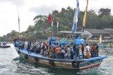 Tradisi petik laut daya tarik pariwisata Kabupaten Malang