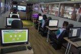 Aplikasi dan permainan antikorupsi dalam bus KPK