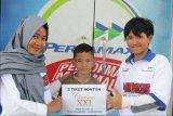 SPBU Tugu Suharto bagi-bagi hadiah