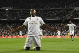 Rodrygo Goes absen dalam derby Madrid