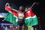 Ruth, pelari Kenya raih emas pertama kejuaraan dunia atletik 2019