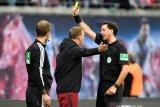 Bulan madu Juian Nagelsmann dengan RB Leipzig diakhiri Schalke 04