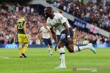 Tottenham dengan 10 pemain tundukkan Southampton 2-1