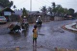 Hujan diharapkan mampu kurangi titik panas dan titik api di Seruyan