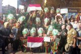 Indonesia Raya dikumandangkan Duta Seni Boyolali di Spanyol