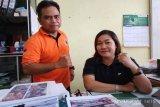 Jumlah hotspot Di Barito Selatan berkurang 50 persen