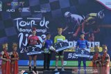 Robbie Hucker buat kejutan dengan juarai Tour de Banyuwangi Ijen