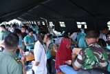 Kodam XIII/Merdeka gelar bakti sosial sambut HUT TNI
