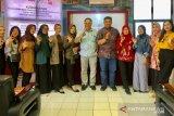 OJK wilayah VI berikan edukasi kepada mahasiswa di Makassar