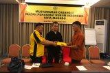 Alfian Boham-Vebry Haryadi Terpilih Ketua dan Sekretaris DPC IPHI Manado