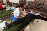 PT KAI gelar donor darah sambut HUT ke-74