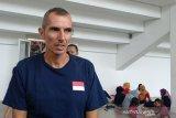 Pelatih renang Indonesia  fokus bina atlet junior