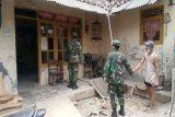 TNI cek kondisi RTLH sebelum perbaikan