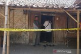 Densus 88 Antiteror menangkap seorang terduga teroris di Indramayu
