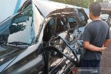 Tragis! Pegawai Pemkab Katingan tewas usai kecelakaan beruntun [VIDEO]