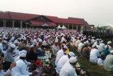 Puluhan ribu masyarakat hadiri dakwah Habib Umar Bin Hafidz di Kalteng