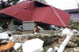Gempa magnitudo 6,7 guncang barat laut Melonguane Sulut