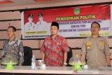 Pemkab Lutim gelar pendidikan politik bagi ormas