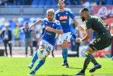 Napoli menang tipis lawan Brescia pada Liga Italia