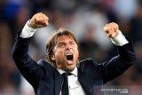 Juve kehilangan poin, Conte puas Inter kembali ke puncak Liga Italia