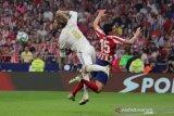 Derby Madrid tanpa gol
