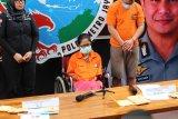 Putri Sri Bintang Pamungkas lebih dua tahun konsumsi sabu-sabu