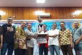 Sijunjung pastikan diri sebagai juara umum turnamen bridge AgBC Cup IV