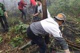 VIDEO - FBI Indonesia Riau kerahkan relawan padamkan Karhutla
