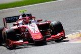 Sean Gelael bawa pulang dua poin dari balapan Formula 1 di Sochi