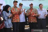 Mentan apresiasi peningkatan ekspor hasil pertanian Jateng