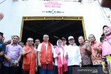 Gubernur NTB meresmikan pelayaran perdana Fery Badas-Surabaya