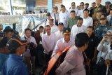Menhub : Palembang jadi contoh integrasi moda transportasi