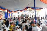 PT KAI gelar jalan sehat bersama warga Srengsem Bandarlampung