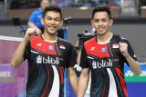 Usai Korea Open, Fajar/Rian targetkan tembus BWF World  Tour Finals