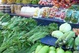 Dampak kemarau harga sayur di  Baturaja meroket