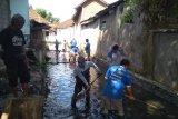 Dinas PUPR menggencarkan normalisasi saluran antisipasi musim hujan